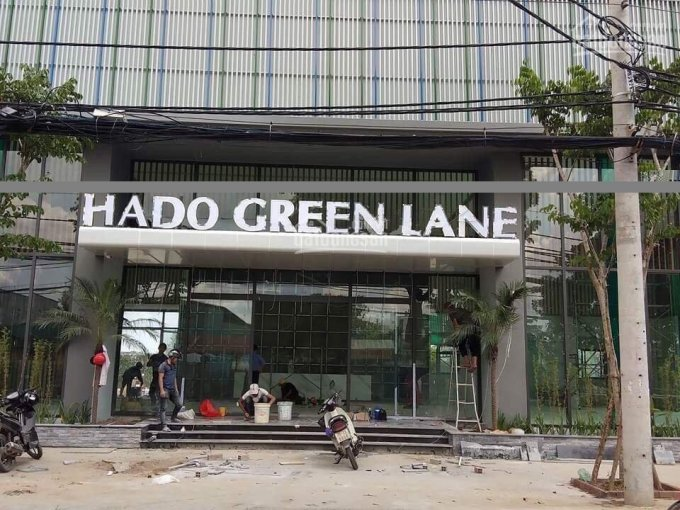 tien do nha mau hado green lane