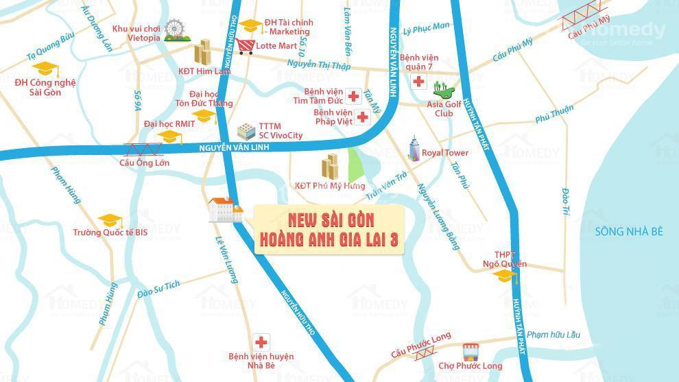 vi tri can ho hoang anh gia lai 3